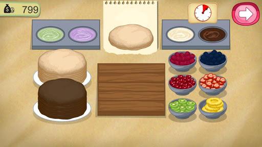 Cafe Mania: Kids Cooking Games 1.2.1 screenshots 7