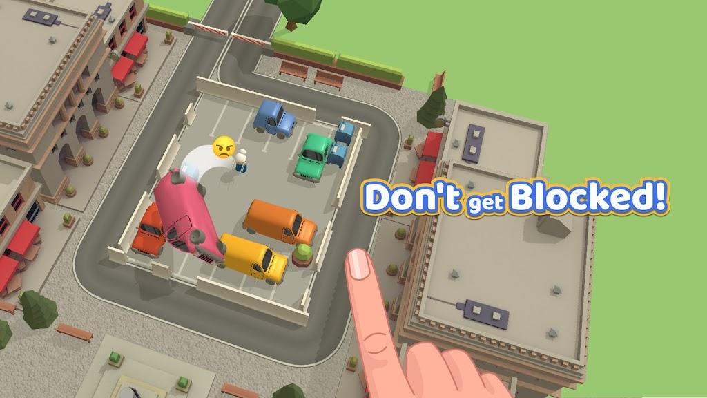 Parking Jam 3D poster 7