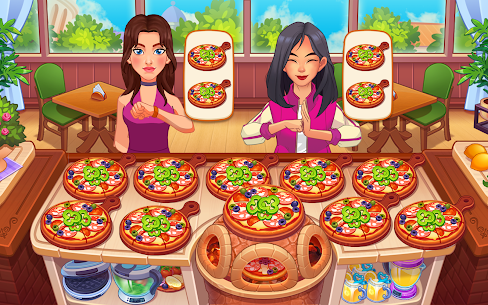 Cooking Family : Madness Restaurant Food Game 10