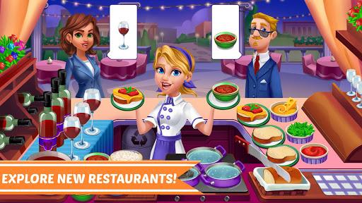 Cooking World Girls Games Fever & Restaurant Craze 1.11 Screenshots 16