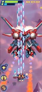 HAWK Mod Apk: Airplane games. Shoot em up (Damage Multiplier) 1
