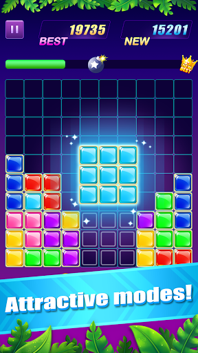 Jewel Puzzle - Block Puzzle, Free Puzzle Game screenshots 3