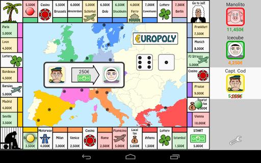 Europoly screenshots 16