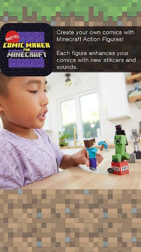 Comic Maker for Minecraft 1.16 Screenshots 1