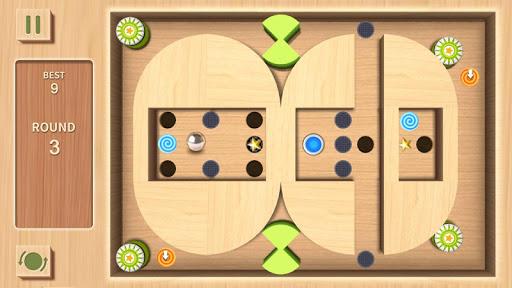 Maze Rolling Ball 3D moddedcrack screenshots 2