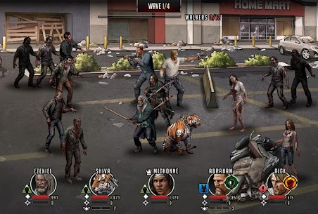 The Walking Dead Road to Survival Unlimited Coins Apk 6