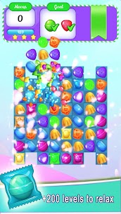 Candy Match New Hack for iOS and Android 2