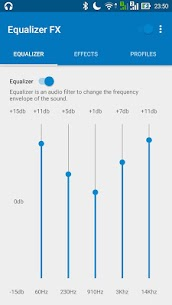 Equalizer FX. Pro v.3.4.5 [Paid] by ZipoApps 1