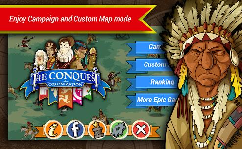The Conquest: Colonization 1.1 Apk Mod (Unlocked) 1