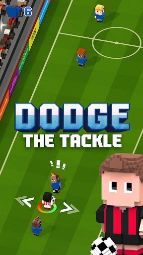 Blocky Soccer screenshots 8
