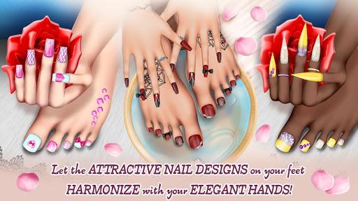Nail Art Fashion Salon: Manicure and Pedicure Game 2.1.3 screenshots 1