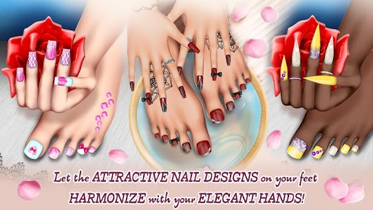 Nail Art Fashion Salon: For Pc In 2020 – Windows 7, 8, 10 And Mac 1
