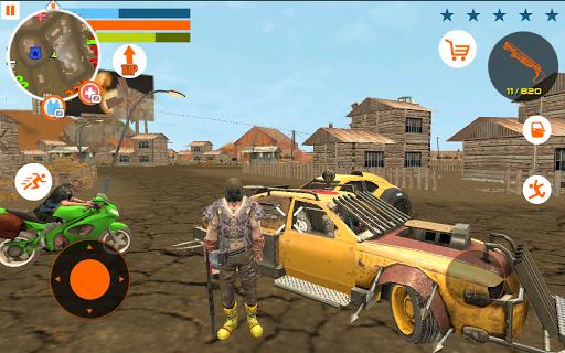 Mad Man: after Doomsday apkdebit screenshots 6