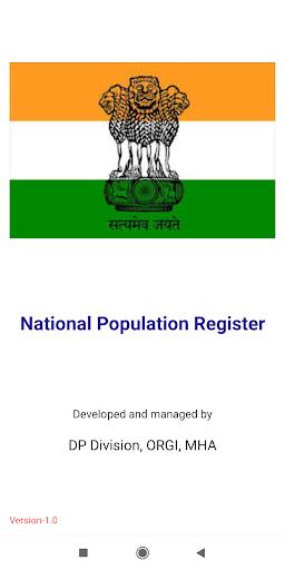 Census 2021-NPR 16.0 Screenshots 1