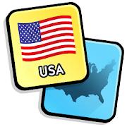 US States Quiz - Maps, Flags, Capitals & More
