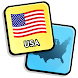 US States Quiz - Maps, Flags, Capitals & More - Androidアプリ