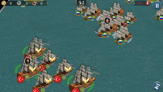 European War 6: 1804 - Napoleon Strategy Game 1.2.28 Screenshots 11