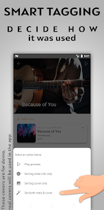 Smart Music Tag Editor Pro v21.5.16 MOD APK by Angolix 2