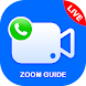 Guide For Zoom Cloud Meetings