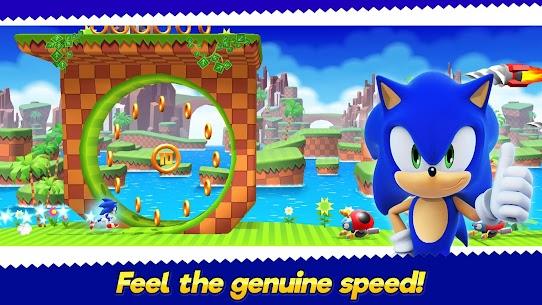 Sonic Runners Adventure game Apk 3