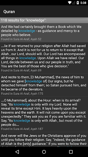 Download Quran for Android apk 2020