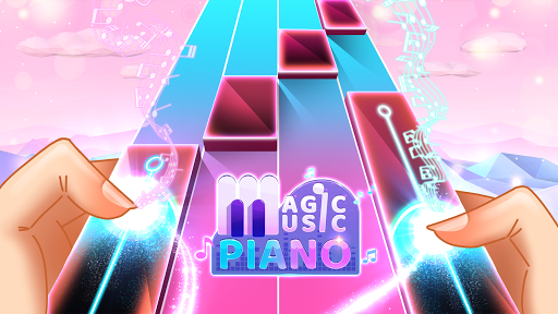 Magic Music Piano : Music Games - Tiles Hop 1.0.2 screenshots 1
