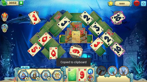 Solitaire Atlantis  screenshots 3