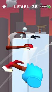 Sword Play! Ninja Slice Runner 3D Mod Apk (Unlimited Unlocked Items) 6