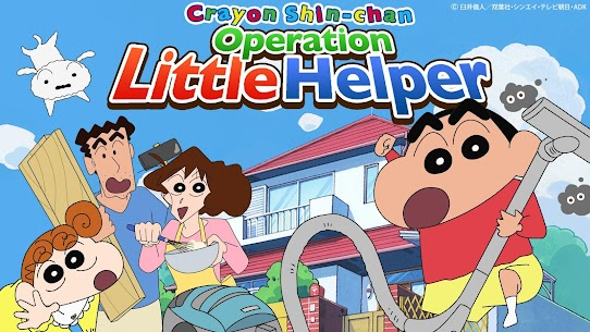 Crayon Shinchan Operation Little For Pc/ Computer Windows [10/ 8/ 7] And Mac 1