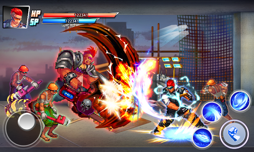 King of Fighting - Kung Fu & Death Fighter screenshots 3