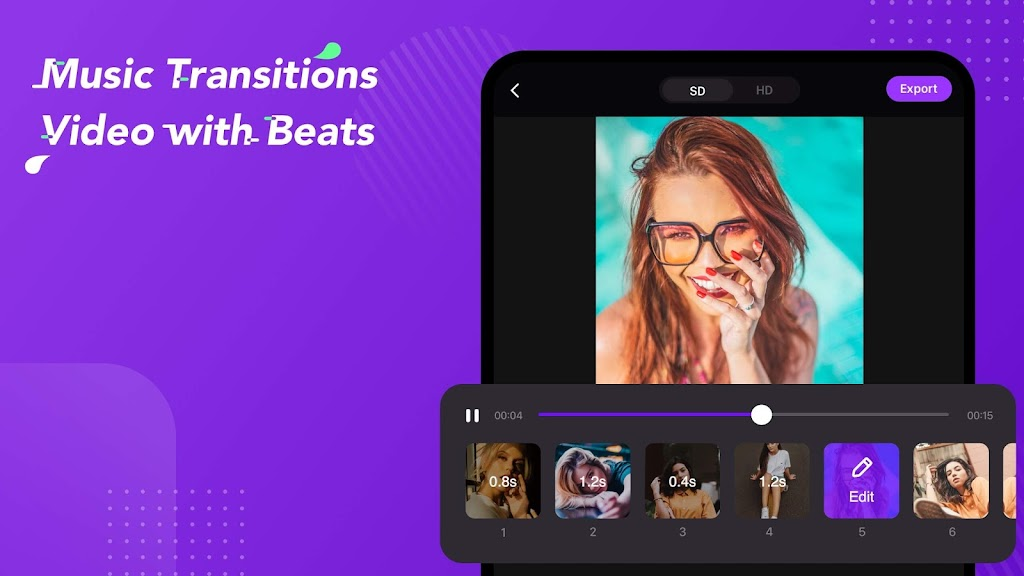 Vieka: Music Video Editor, Edits Videos & Clips  poster 16