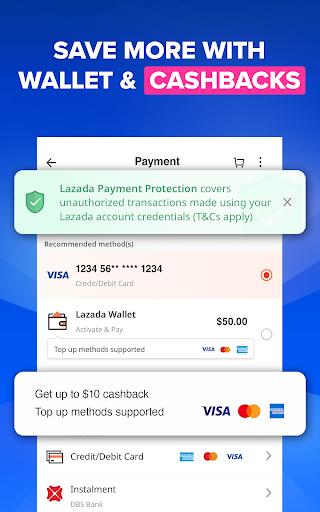 Lazada - Online Shopping App apktram screenshots 21