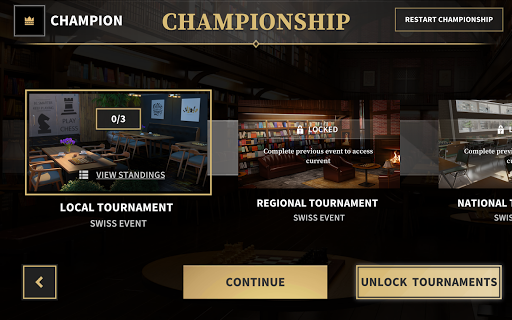Champion Chess  screenshots 18