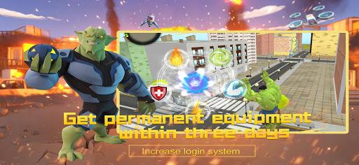 Super City Herouff1aCrime City Battle android2mod screenshots 8