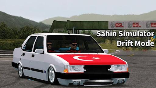 Sahin Drift School Driving Simulator 2021 : Tofas screenshots 1