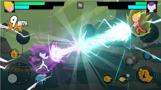 Super Dragon Stickman Battle Mod Apk (Unlimited Money) 6