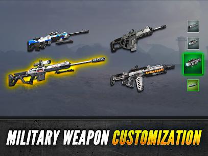 Sniper Fury: Online 3D FPS & Sniper Shooter Game mod (Money) 5
