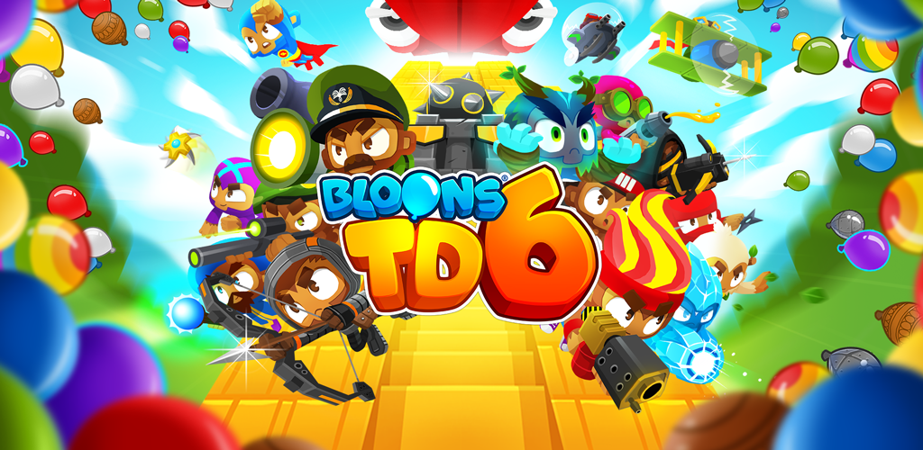 Bloons TD 6  poster 0
