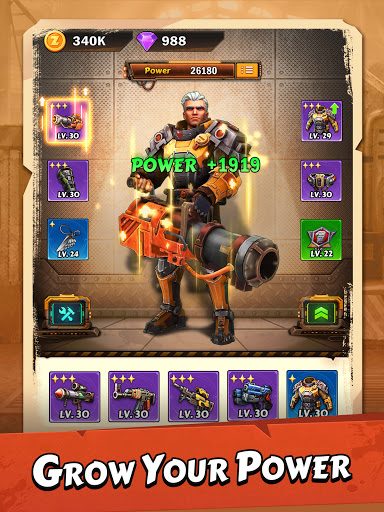 Zombie Survival: Eternal War apkpoly screenshots 14