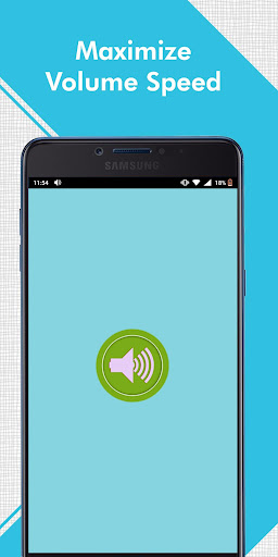 Volume Booster for Android  screenshots 1