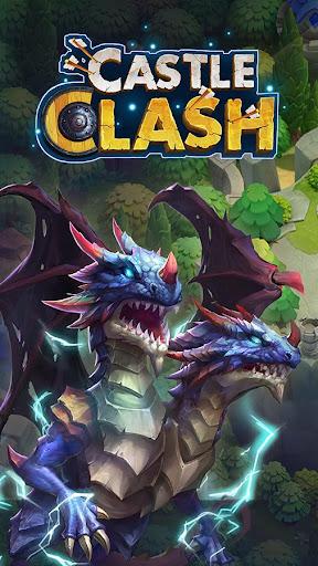 Castle Clash: Quyu1ebft Chiu1ebfn-Gamota screenshots 1