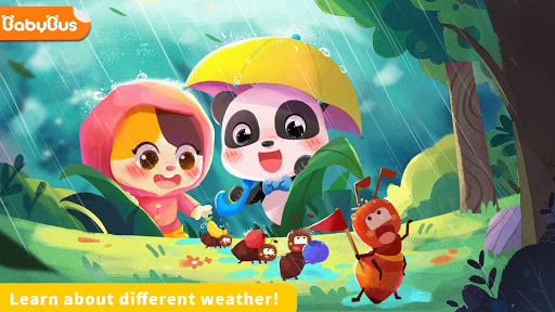 Baby Panda's Weather Station  screenshots 1