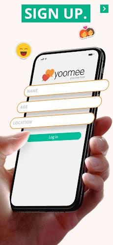 yoomee - Match. Chat. Date.のおすすめ画像5