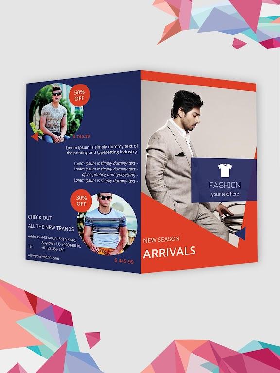 Brochure Maker - Pamphlets, Infographics, Catalog  poster 7