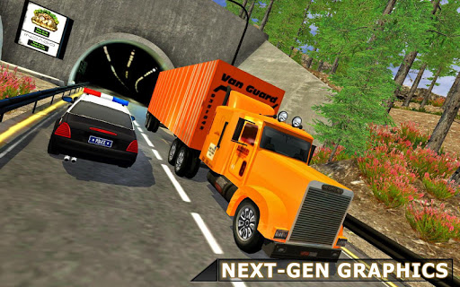 Cargo Truck Driving Simulator 2019 1.1.5 screenshots 6