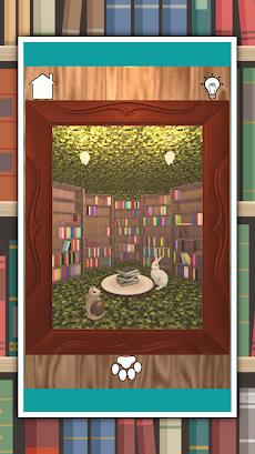 秘密の図書館 -脱出ゲーム-のおすすめ画像5