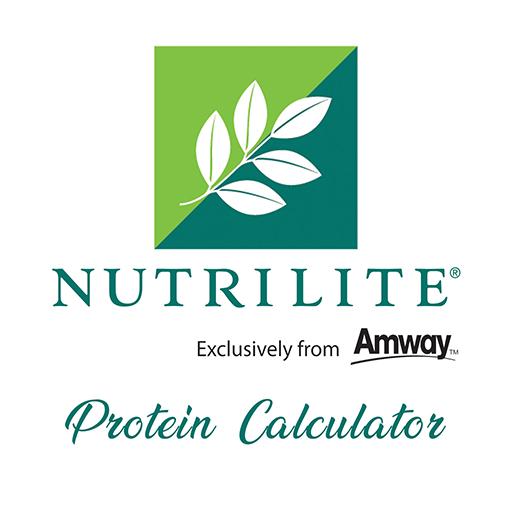 Nutrilite Protein Calculator icon