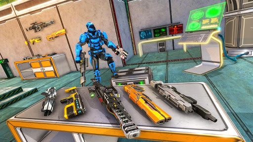 Counter Terrorist Robot Shooting Game: fps shooter 1.11 Screenshots 8
