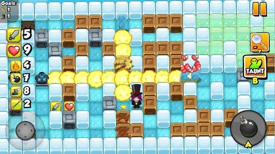 Bomber Friends APK MOD HACK (Dinero Ilimitado) 5