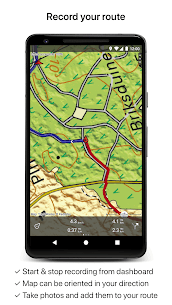 Topo GPS Netherlands For Android 3